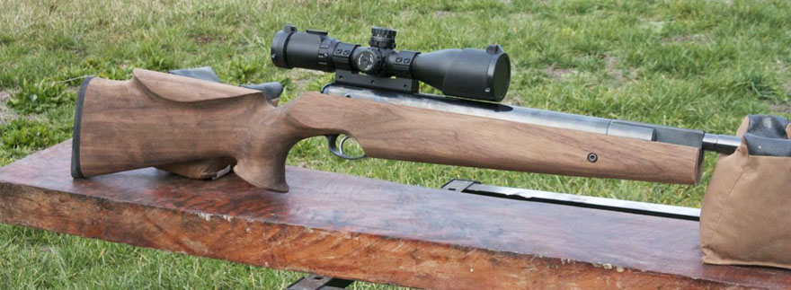 Airgunstocks: Claro Walnut gunstocks for discerning airgunners
