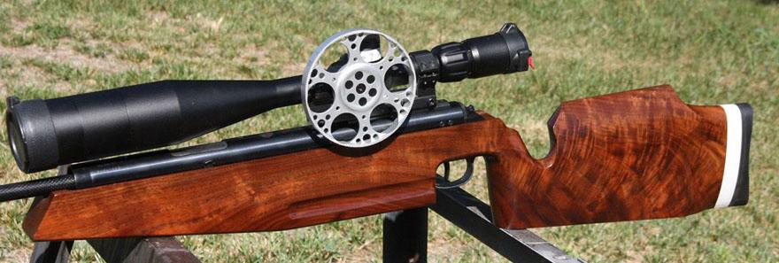 Custom airgun version XXL Rws54near