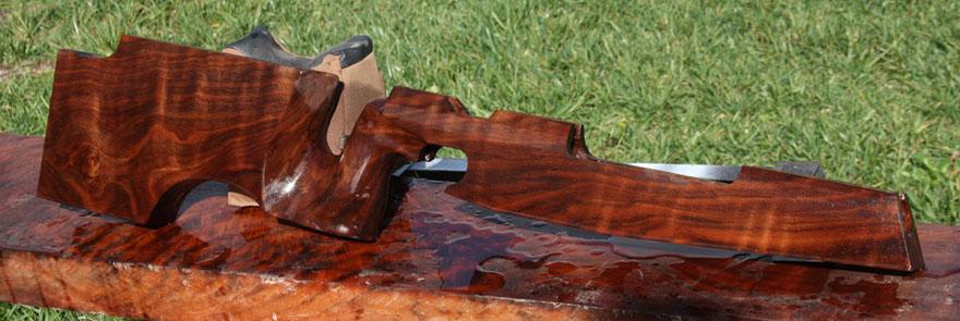 Airgunstocks: Claro Walnut gunstocks for discerning airgunners